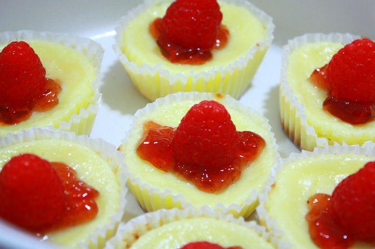 Macdonald's Playland : Recipe: Easiest Mini Cheesecakes Recipe, EVER.