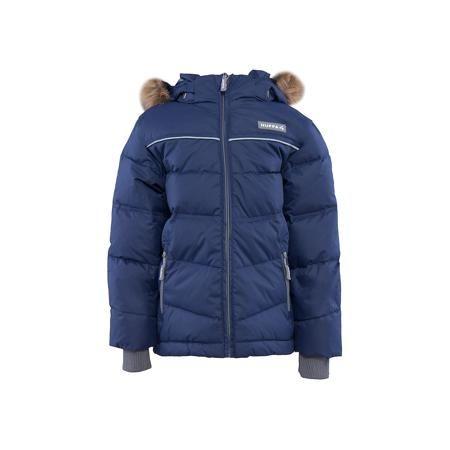Huppa Куртка   для мальчика Huppa  — 7043р. -------------------- Утепленная куртка MOODY Huppa(Хуппа).  Утеплитель: 50% пух, 50% перо.  Температурный режим: до -30 градусов. Степень утепления – высокая.   * Температурный режим указан приблизительно — необходимо, прежде всего, ориентироваться на ощущения ребенка. Температурный режим работает в случае соблюдения правила многослойности – использования флисовой поддевы и термобелья.  Очень теплая и отвечает всем требованиям качества. Плотная…