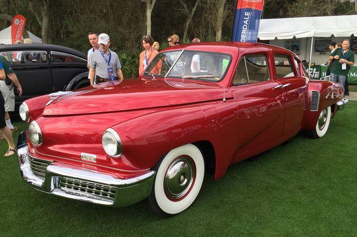 1948 Tucker Sedan front three quarter