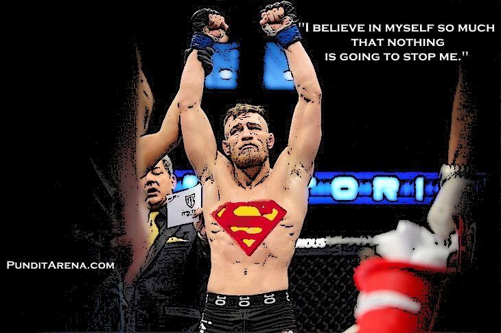UFC 189 Report: McGregor Stops Mendes In Second Round - Pundit Arena