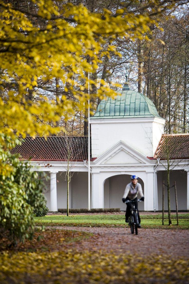 Ramlösa Brunnspark i Ramlösa, Skåne län