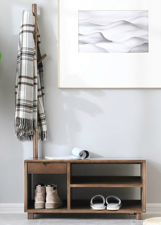 20 Chic And Practical Entryway Benches In 2020 Entryway Benches