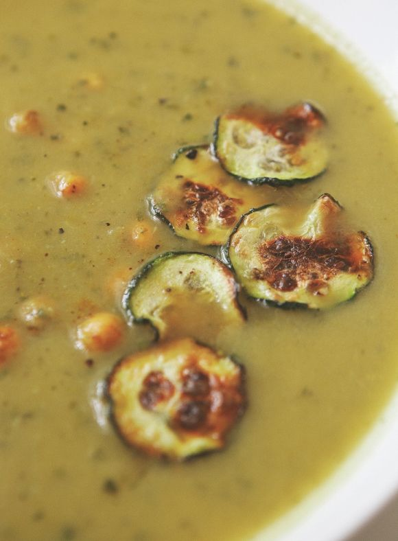 Curried Zucchini Soup Recipe seen on Bldg 25 Blog – The Free People ...