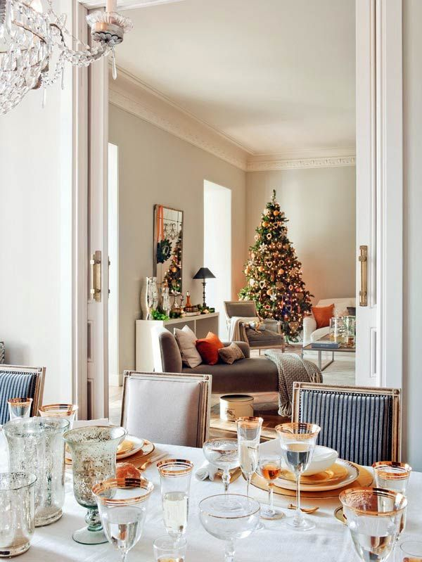 Check Out These Beautiful Christmas Tree Designs On Hadley Court Interior Design Blog I Think