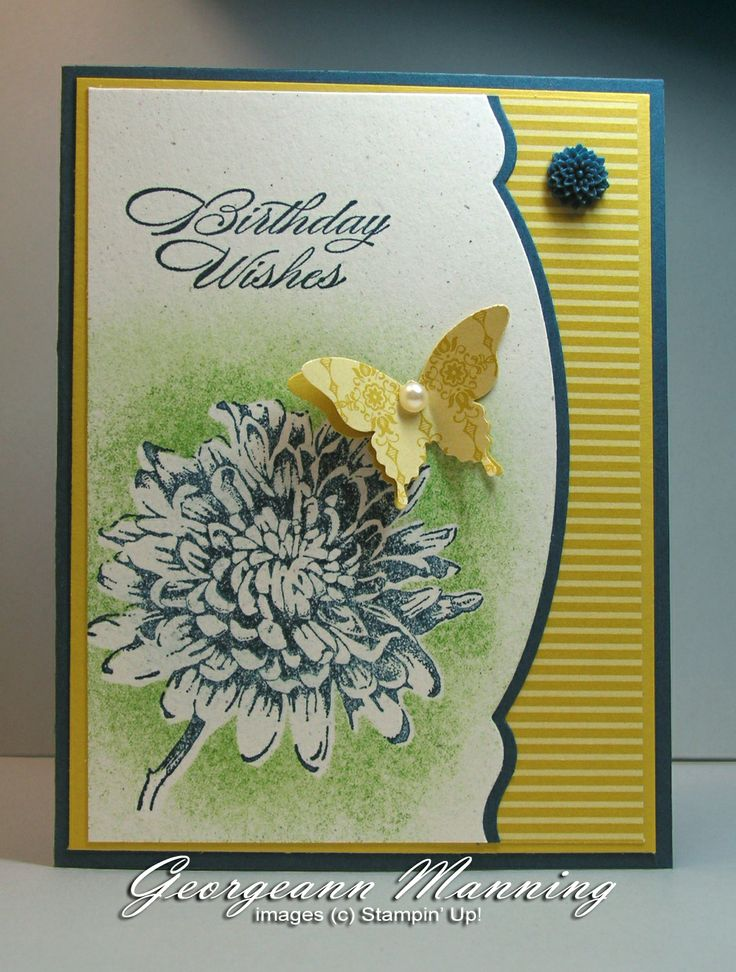 17 Best images about Stampin Up Birthday Cards – Pinterest Stampin Up Birthday Cards