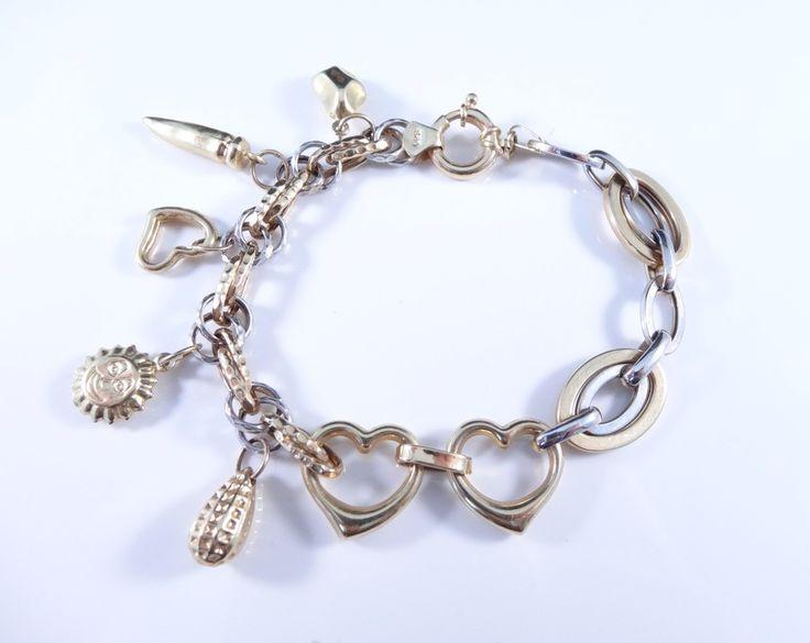 $1020 14K Gold Bracelet, info@bijuterie-online.ro.