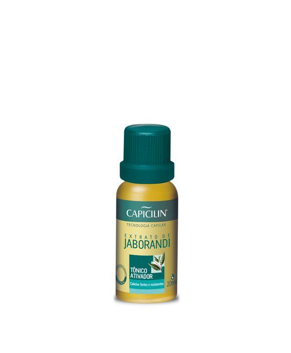 Como aumentar o crescimento do cabelo - Tônico Capicilin de Jaborandi