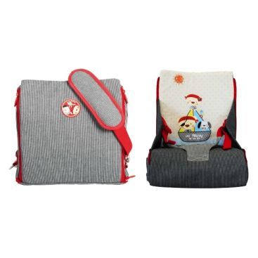 Portable Baby High Chair - Tuc Tuc Piratas  Shop now: www.kidsandchic.com/portable-baby-high-chair-tuc-tuc-piratas.html  #babychair #highchair #baby #toddler #kidsboutique #tuctuc #shoponline #babygift #travelhighchair