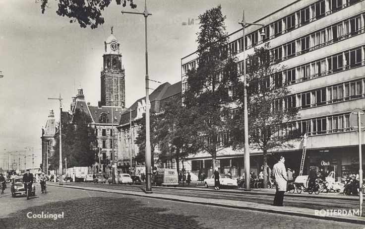 Coolsingel 1955