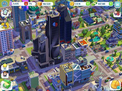 City Mania: Town Building Game- screenshot thumbnail