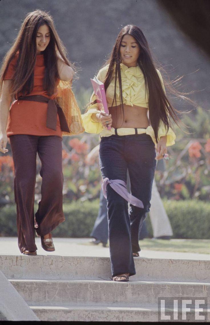 Miss Moss: High school fashions, 1969