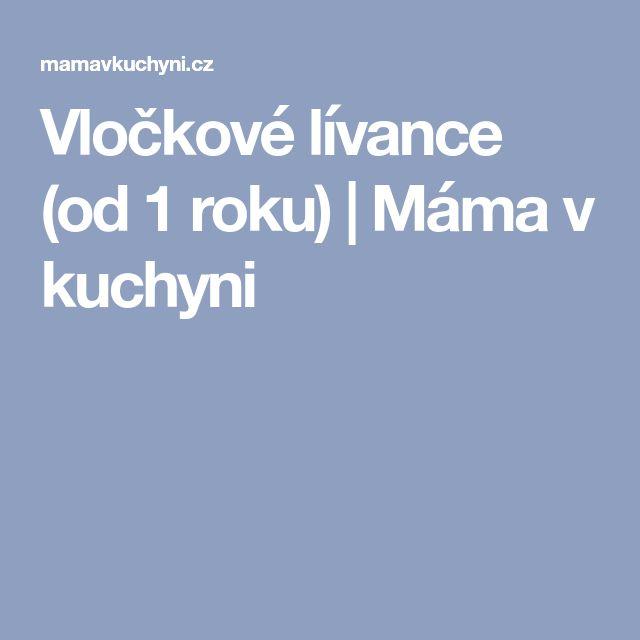 Vločkové lívance (od 1 roku) | Máma v kuchyni