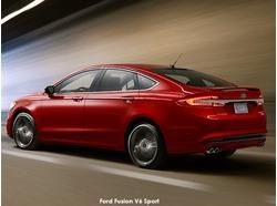 Ford Fusion V6 Sport – return of the performance Ford family sedan