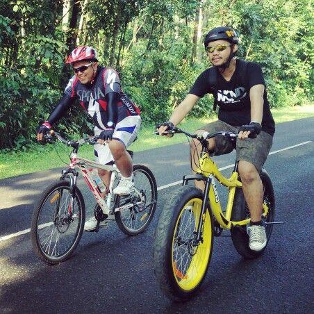 Go to ride - Javcons Fatbike