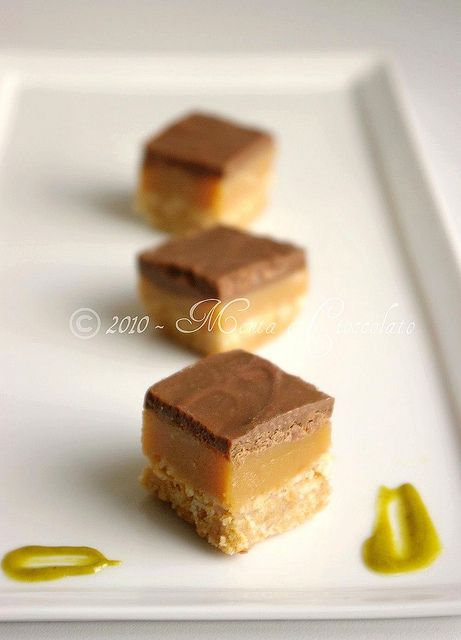 Menta e Cioccolato: Fudge al mou e cioccolato con pistacchio di Bronte...