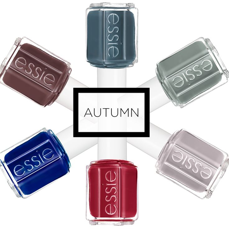 The Essie South Africa collection you'll fall in love with this autumn - http://bit.ly/1Anbdjo