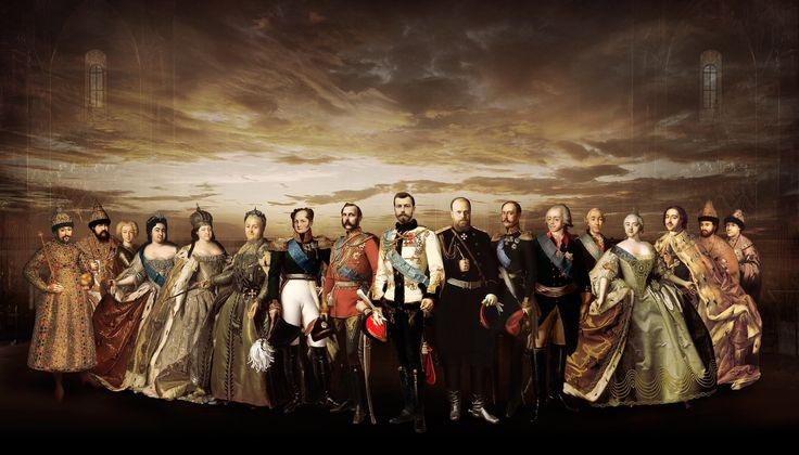 04 November 2013 ~ Moscow City Government opens an exhibition dedicated to the 400th Anniversary of the Romanovs. Nice poster, it includes all the rulers from the Romanov family since 1613 until 1917 wearing their great gowns.