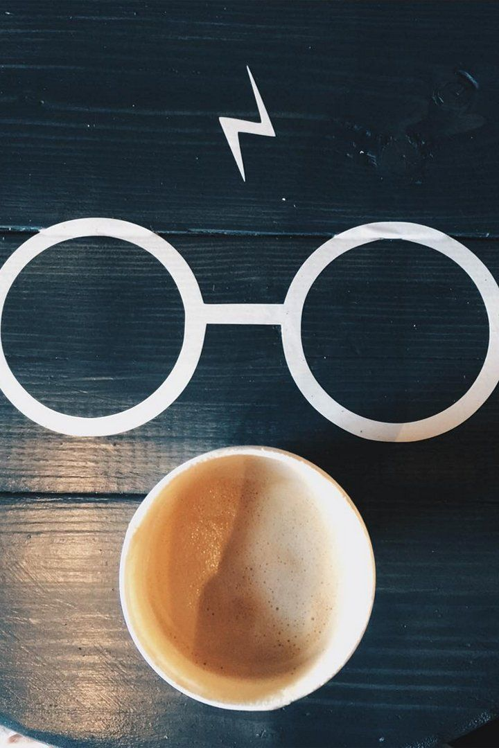 This Harry Potter Coffee Shop Makes Caffeine Even More Magical