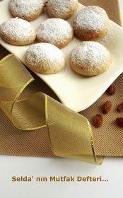 Selda' nın Mutfak Defteri...: Fransız Kurabiyesi