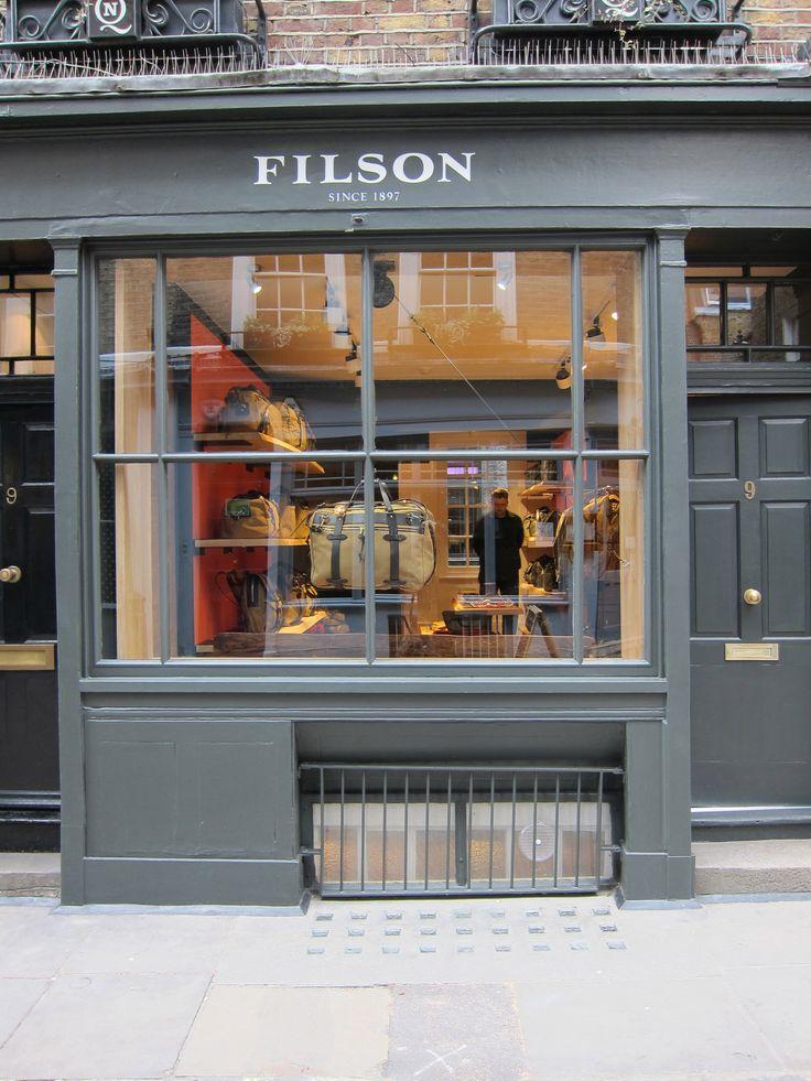 106 best images about shop fronts grey black on pinterest. Black Bedroom Furniture Sets. Home Design Ideas