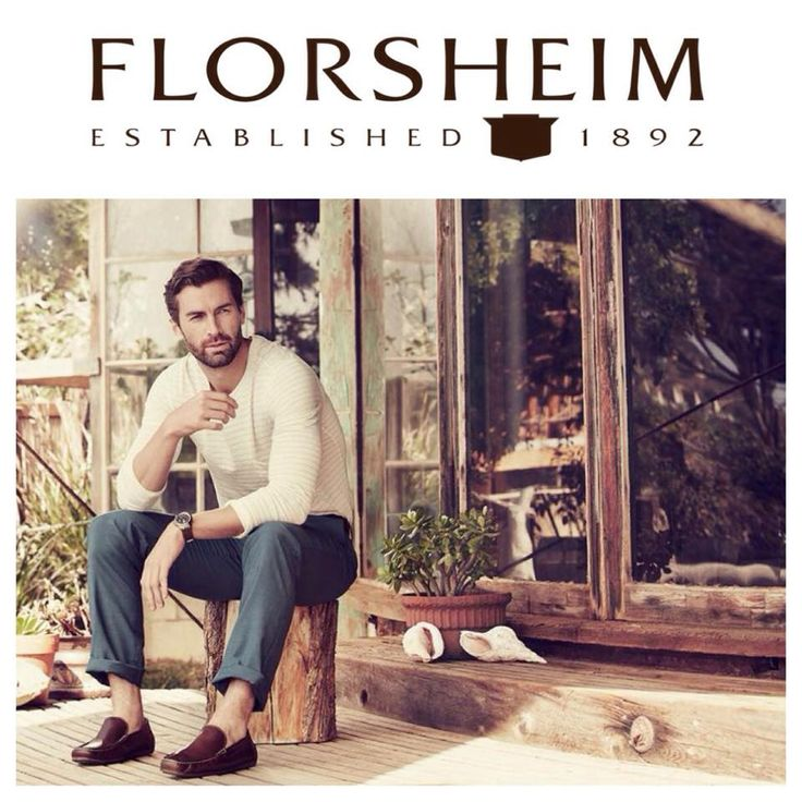Nothing compares to a classic casual shoes# Florsheim Shoes Spring-Summer 2015 #style#fashion#siderstores# florsheimshoes# www.sider.gr