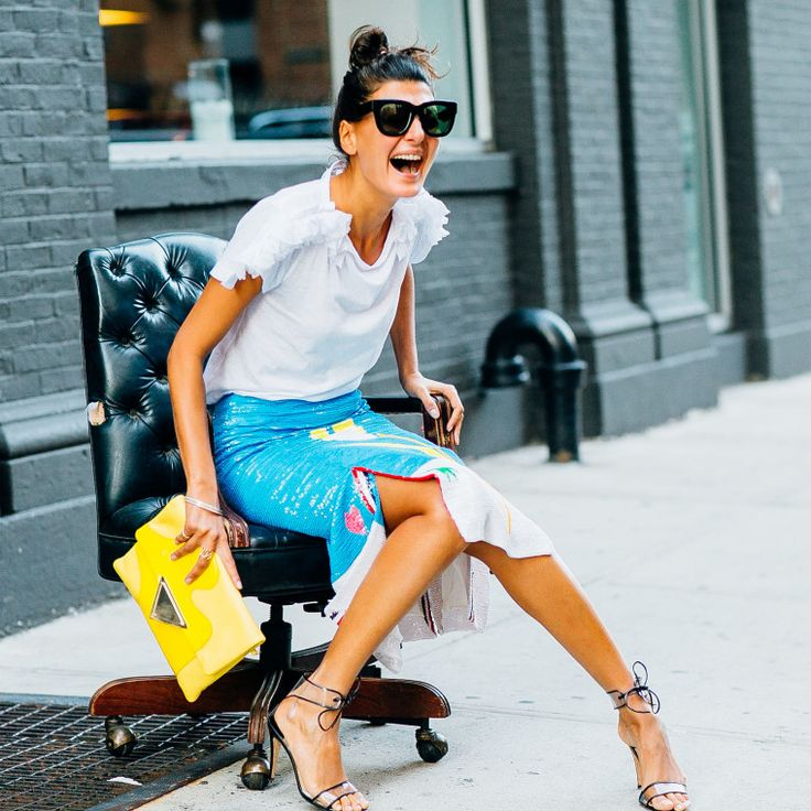Giovanna Battaglia: In the Hot Seat