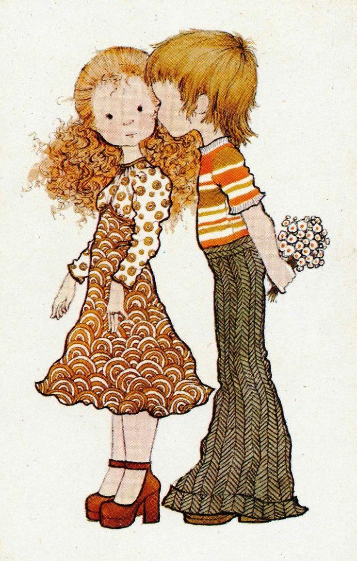 Sarah Kay boy girl kiss