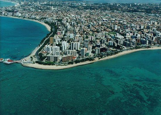 Vista aérea da Praia de Ponta Verde, Maceió/AL.: De Ponta, Vista Aérea, Aérea Da, Ponta Verde, Água Verd, Beach, The Beach, Das Água, Mis Sendero