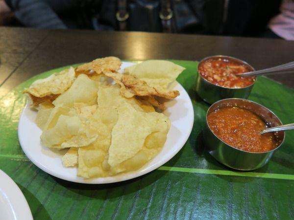 南インド料理・マドラスキッチン