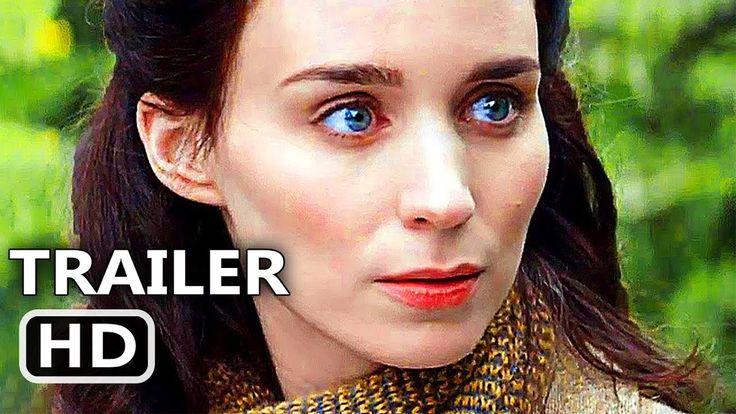 THE SECRET SCRIPTURE Official Trailer (2017) Rooney Mara, Theo James, Dr...