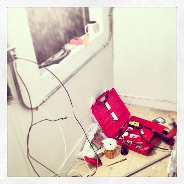 Preparando la casa... #CO/digital #agenciaDigital #COrazon #codigital #decoracion #hazlotumismo #diseñointerior