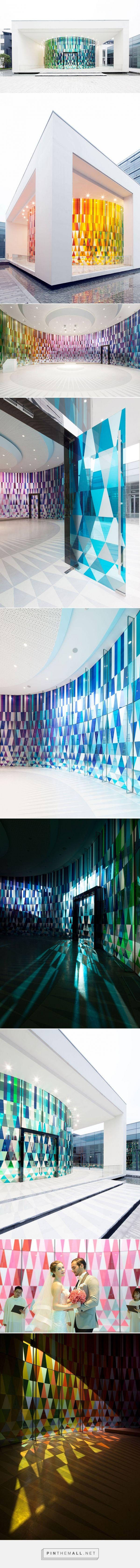 Rainbow Chapel - Shanghai #Shanghai #DesignShanghai