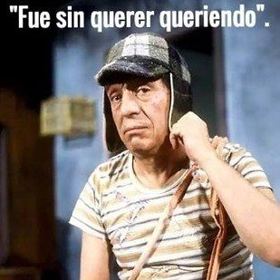 Chespirito's characters will always take you back to your childhood no matter how old you are. | 44 Things All Mexicans Know To Be True