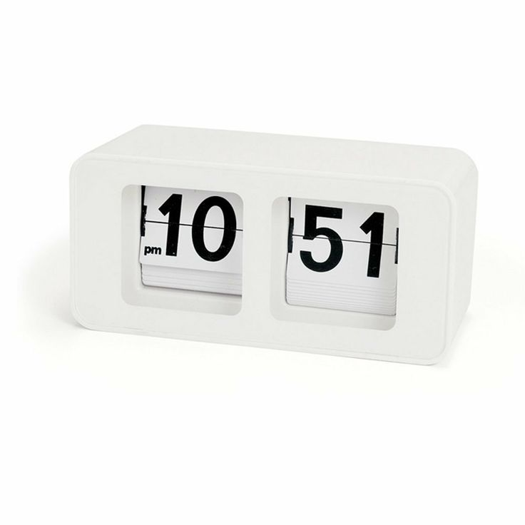 1000 images about torre tagus products on pinterest White flip clock