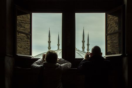 Hagia Sophia/Istanbul  Photo by Vagelis Poulis -- National Geographic Your Shot