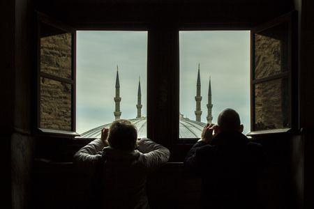 Hagia Sophia/Istanbul  Photo by Vagelis Poulis -- National Geographic Your Shot
