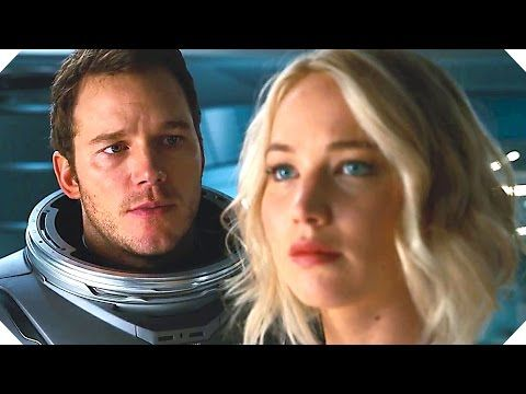 PASSENGERS Trailer (Jennifer Lawrence, Chris Pratt - Sci Fi Movie, 2016)…