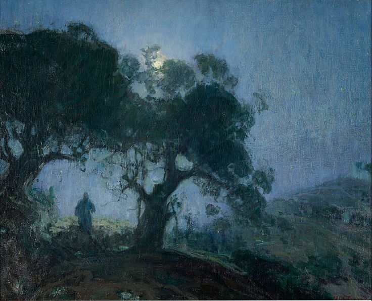 Henry Ossawa Tanner - The Good Shepherd - Google Art Project (Zimmerli Art Museum at Rutgers University)