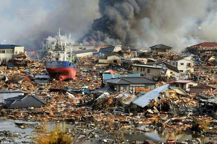 Natural Disaster Flood & Fire