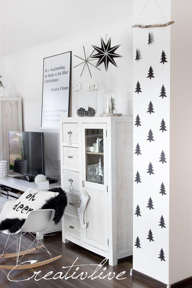Skandinavisch dekorieren  Die besten 10+ Skandinavische weihnachten Ideen auf Pinterest ...
