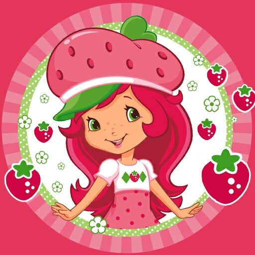 Strawberry Shortcake Images : 17 Best images about Strawberry Shortcake Party on ...