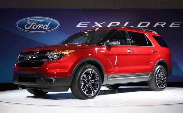 The 2013 Ford Explorer. We have a lot of anxious customers awaiting the arrival of this titan!