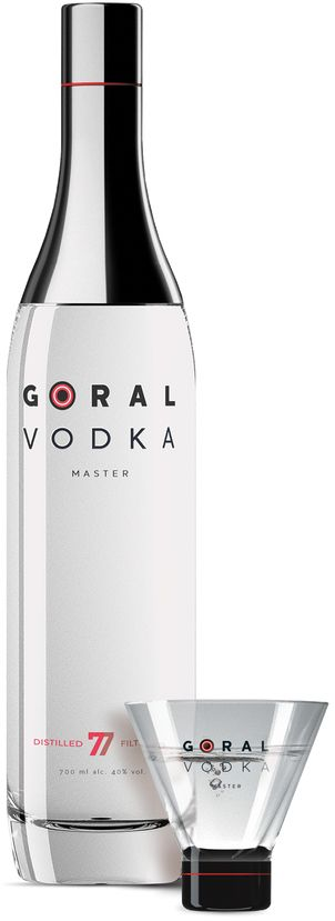 Karla & Co Spirits and Gas Familia Distillery have partnered up to introduce Slovaki's Goral vodka master into the UK.