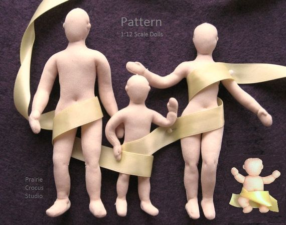 flexible wire dolls | ... doll family miniature mannequins posable soft doll one inch scale