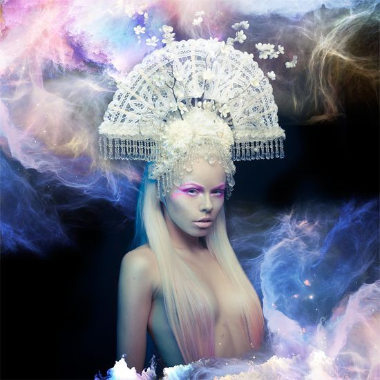Kerli Estonia   Estonian Dance Pop Singer Kerli Talks Bubble Goth and Moon Children