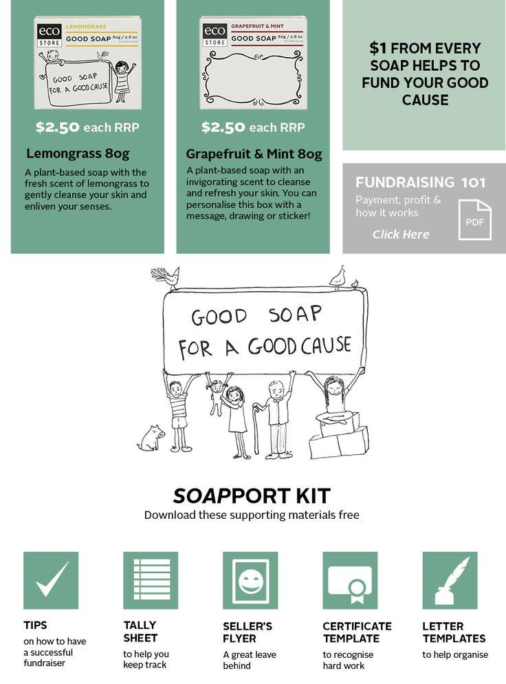 Fundraising Range : ecostore New Zealand