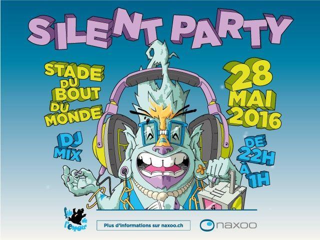 Cette année, pour la première fois naxoo organisera en partenariat avec Sonopack Festival, une SILENT PARTY ! Chaque participant reçoit un casque individuel