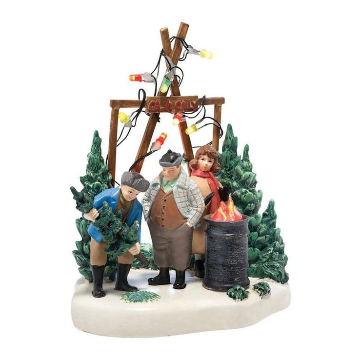 61 best Dept 56 A Christmas Story Village images on Pinterest ...