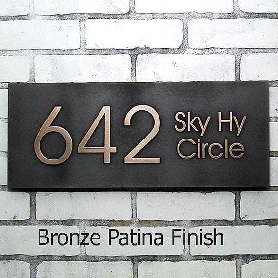 best 25 home address signs ideas on pinterest address. Black Bedroom Furniture Sets. Home Design Ideas