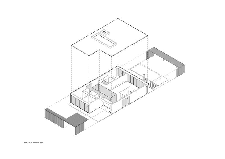 Gallery of House 2LH / Luciano Kruk - 28